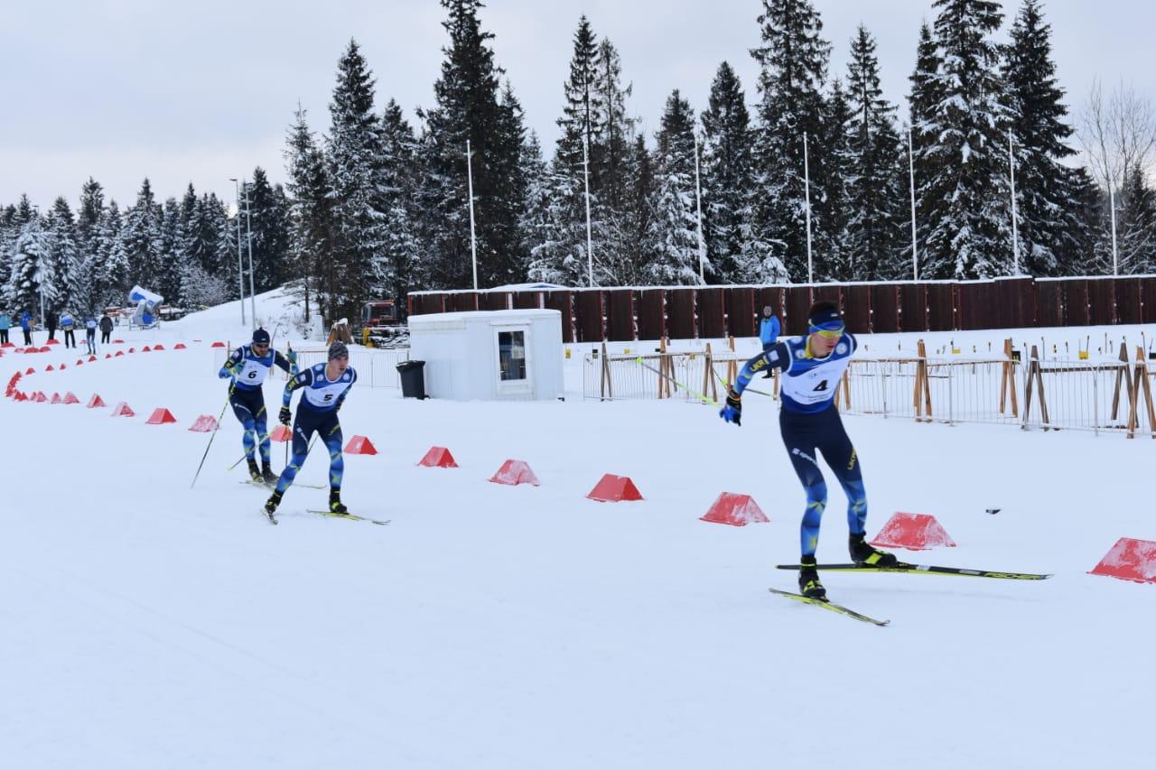 Підсумки чемпіонату України з лижних перегонів серед спортсменів з порушеннями слуху
