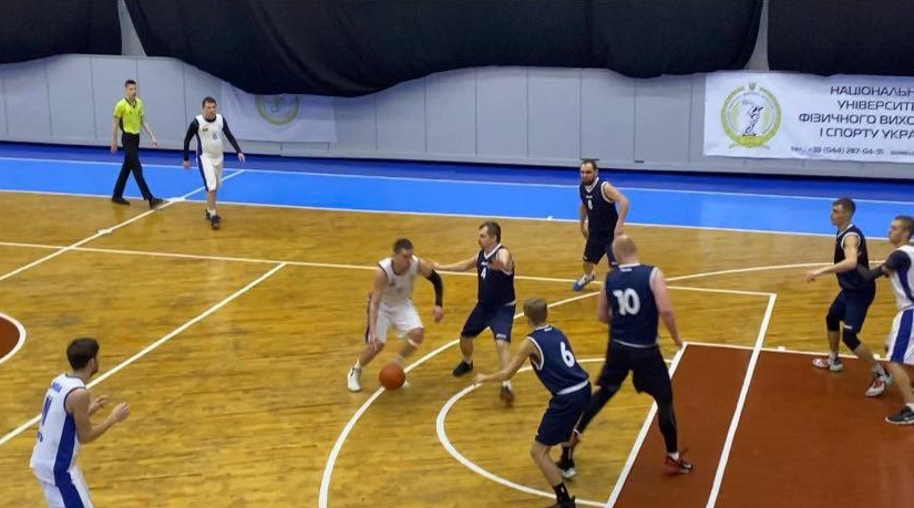Чемпіонат України 2021 з баскетболу серед глухих  (чоловіки)