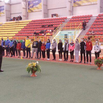 Підсумки чемпіонату України 2021 з легкої атлетики у приміщенні