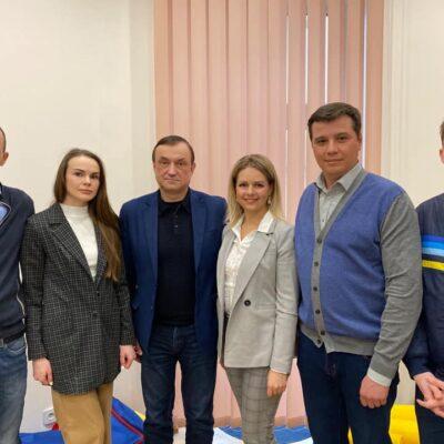 Розвиток гольфу серед глухих в Україні