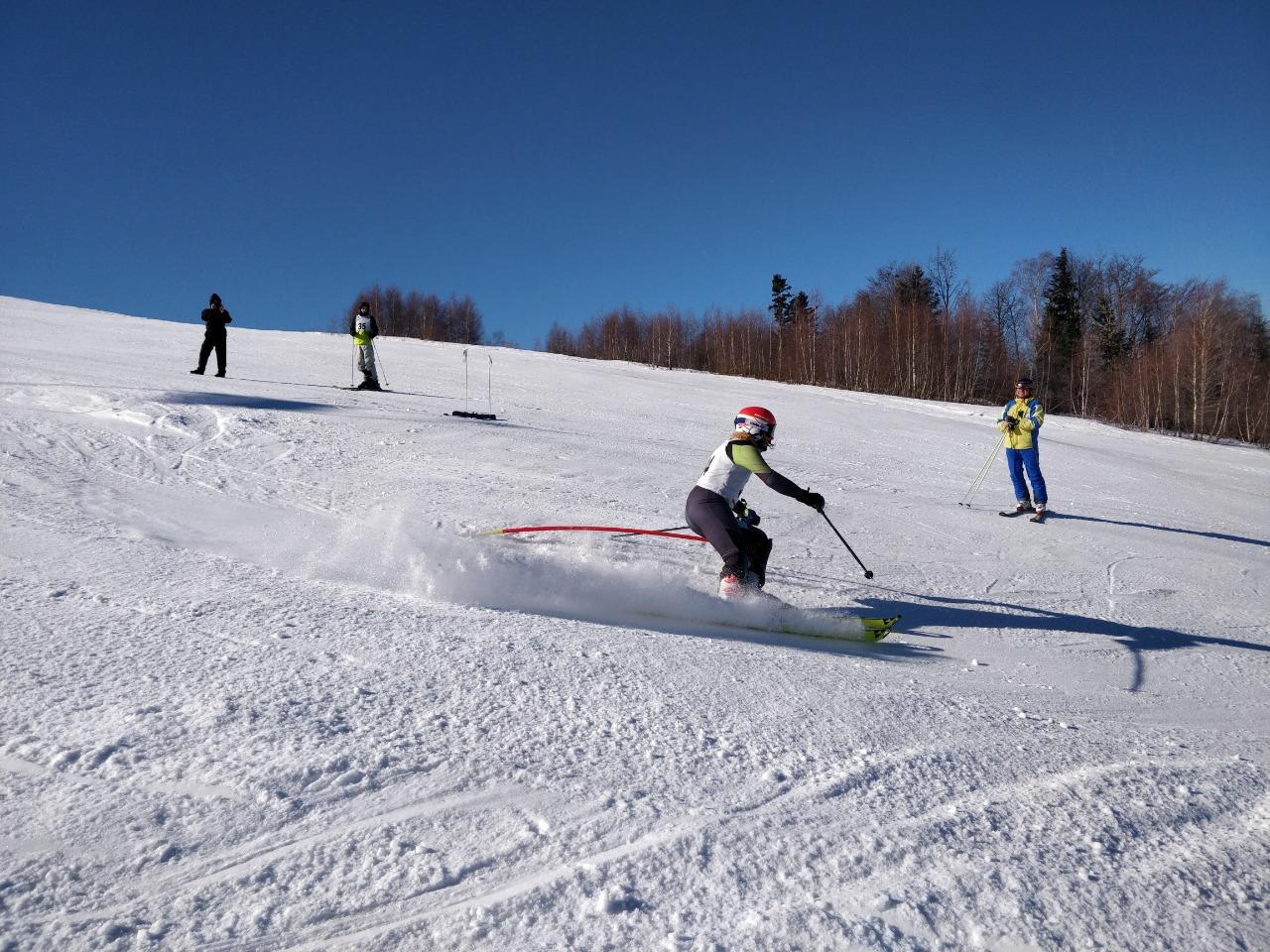 Чемпіонат України з гірськолижного спорту серед глухих спортсменів