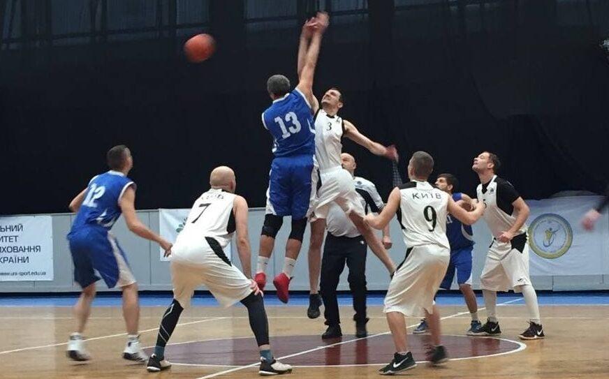 Підсумки чемпіонату України 2021 з баскетболу (чоловіки)