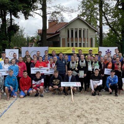 Підсумки чемпіонату України 2021 з пляжного волейболу серед глухих спортсменів