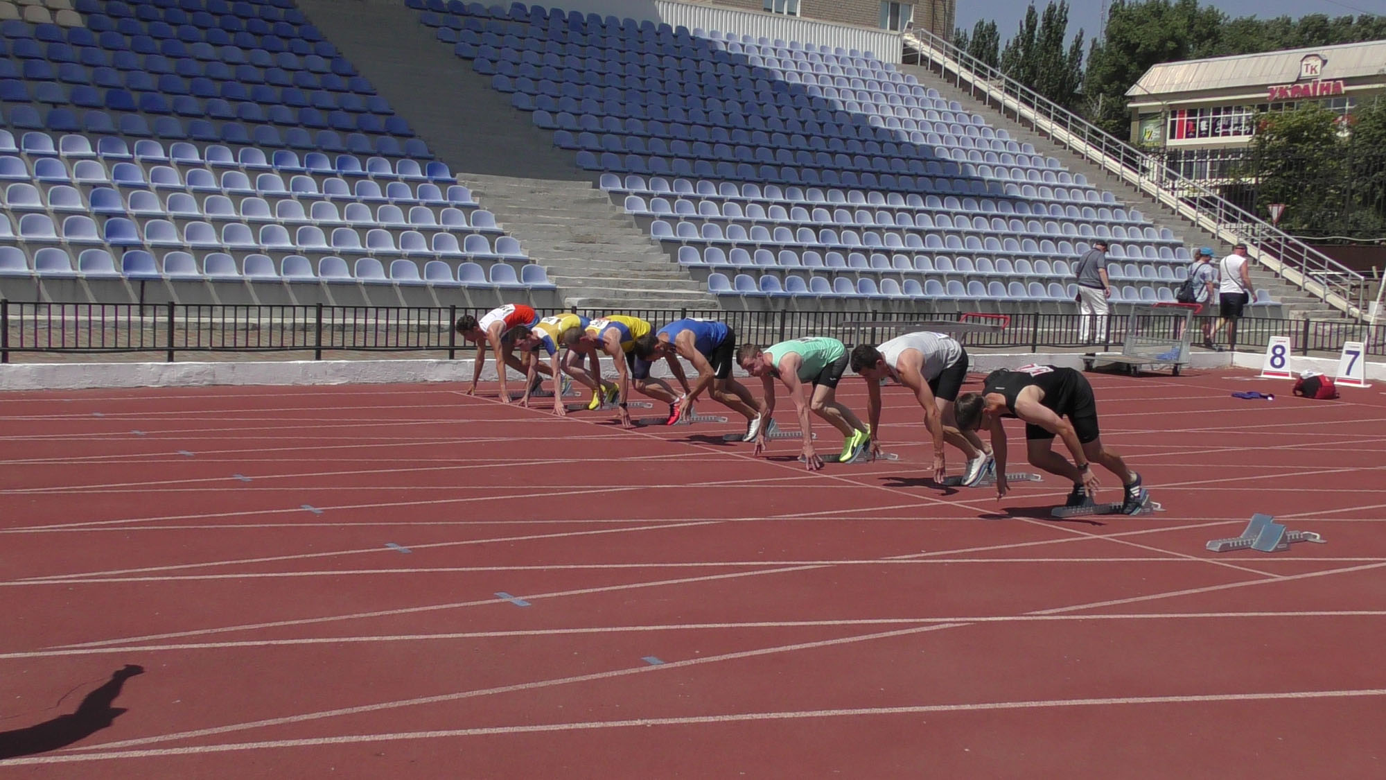 Підсумки чемпіонату України 2021 з легкої атлетики