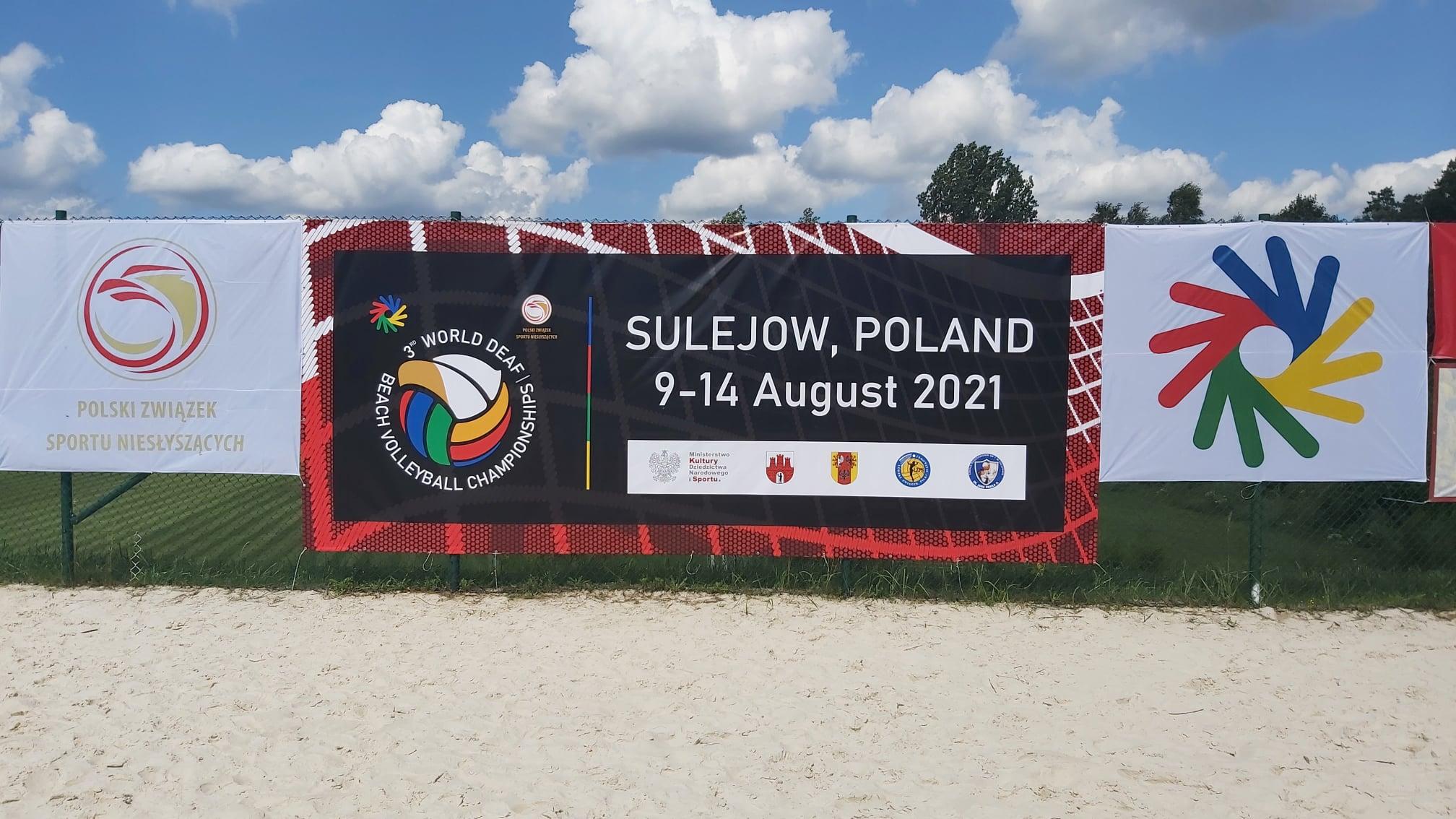 Чемпіонат світу 2021 з пляжного волейболу серед глухих спортсменів