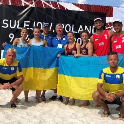 Підсумки чемпіонату світу 2021 з пляжного волейболу