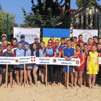 Чемпіонат України 2021 з пляжного волейболу U21 | Результати, розклад