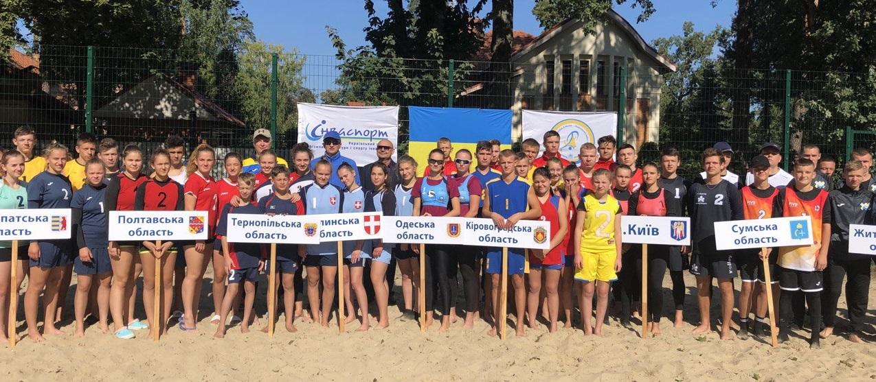 Чемпіонат України 2021 з пляжного волейболу U21   Результати, розклад
