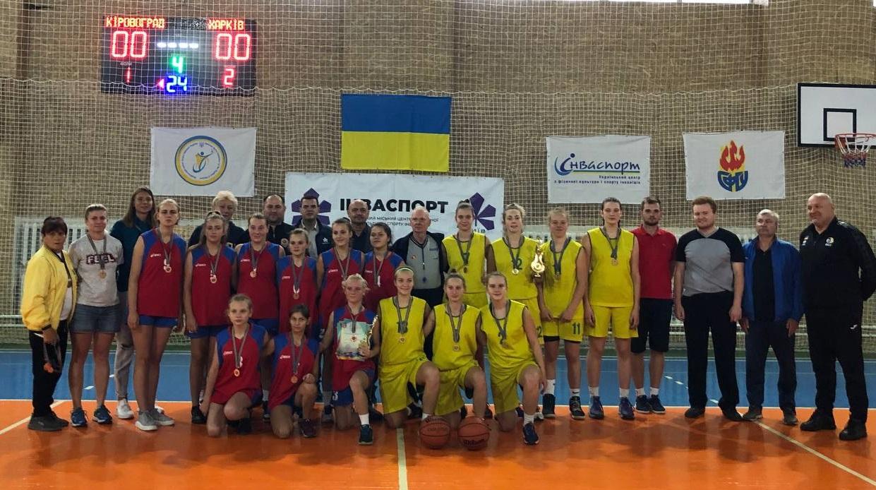 Підсумки чемпіонату України U-19 з баскетболу (жінки)