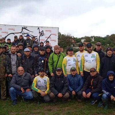 Підсумки чемпіонату України 2021 з риболовного спорту (спінінг)